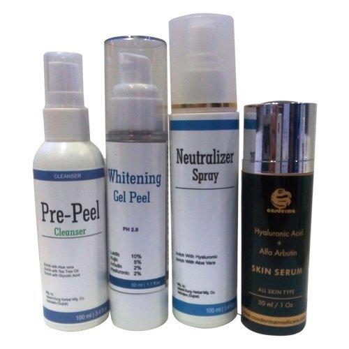 Cosderma Argee Peel Lactic acid 40% & Arjinine combo for instant skin lightening & underarms lightening with post peel neutralizer