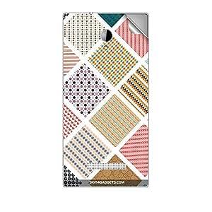 Skin4Gadgets Varied Pattern Phone Skin STICKER for PANASONIC ELUGA I
