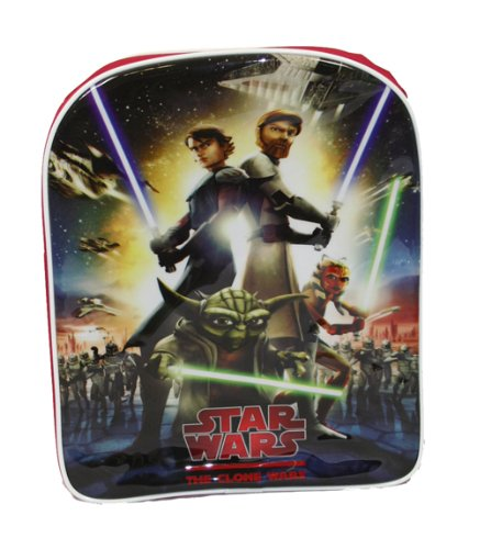Star Wars - The Clone Wars Backpack - Red