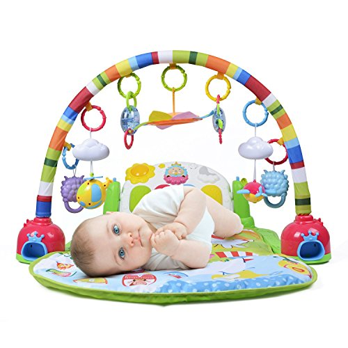 AOLI-Baby-Activity-Play-Gym-Padded-Piano-Kick-Newborn-Rack-Mat-Twist-and-Fold-Toy-With-Removable-Hanging-Animals-and-Lights-for-Infants-666-10