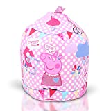 Peppa Pig 100% Cotton Bean Bag - Tweet