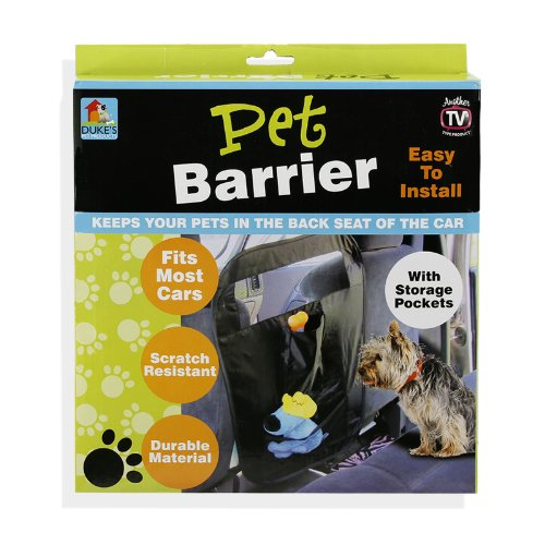 Dog Car Gates front-70114