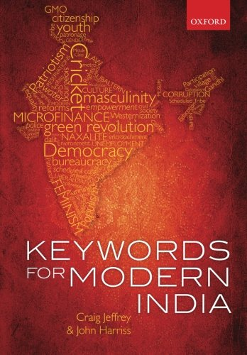Keywords for Modern India