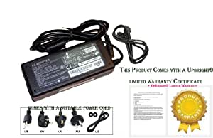 UpBright® New AC Adapter For Toshiba Satellite L675-S7108 Laptop Charger Power Supply Cord