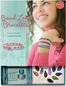 Klutz Bead Loom Bracelets Book Kit