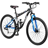 "29"" Ledge 3.1 Men's Mountain Bike, Black/Blue-Mongoose-R4058WMBDB"