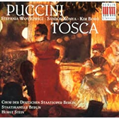 Puccini: Tosca (Sung in German) [Opera]