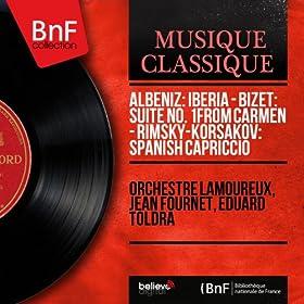 Alb�niz: Iberia - Bizet: Suite No. 1 from Carmen - Rimsky-Korsakov: Spanish Capriccio (Mono Version)