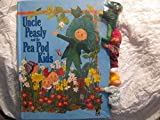 img - for Uncle Peasly and the Pea Pod Kids/Book and Doll by Michael Stoy (1988-03-01) book / textbook / text book