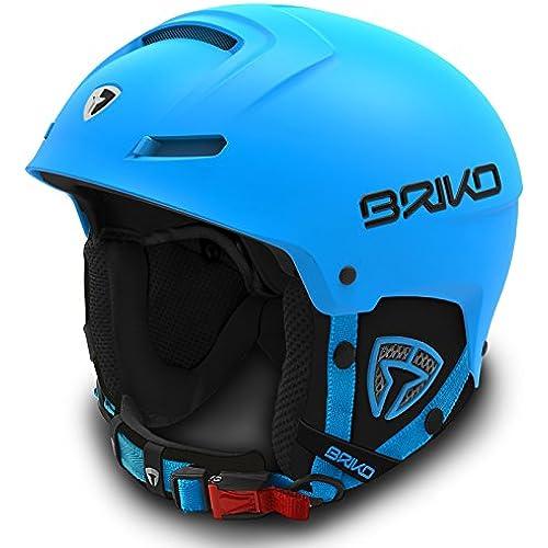 [해외] BRIK 스키 헬멧 2016-2017W SH0019-16 L013(매트 라이트 블루)- (SIZE:XL)