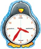 Orchard Toys - Reloj de pingüino (en inglés)