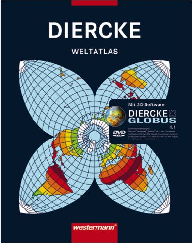 Diercke Weltatlas mit DVD Diercke Globus: 5. aktualisierte Auflage 2002