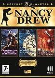 echange, troc Coffret Nancy Drew Deluxe : 3 Enquêtes
