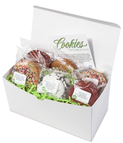 One Dozen Gourmet Cookie Gift Box