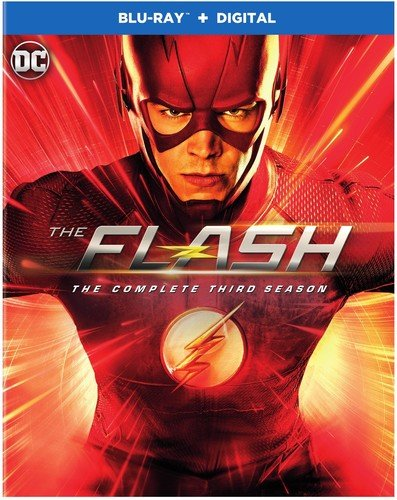 Blu-ray : The Flash: The Complete Third Season (Boxed Set, Dolby, AC-3, Widescreen, )