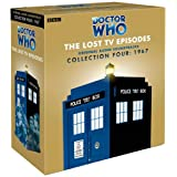 Doctor Who: The Lost TV Episodes: Collection 4by Patrick Troughton