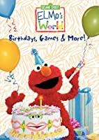 Elmo's World: Birthdays, Games & More!