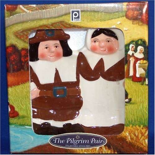 the-pilgrim-pair-collectible-thanksgiving-spoon-rest-by-publix