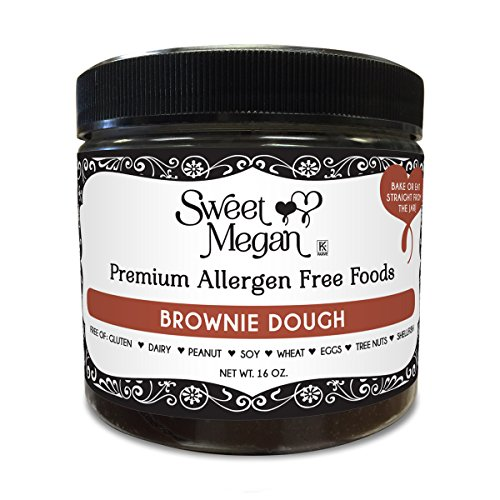 Sweet Megan Edible Bake-able Brownie Cookie Dough (Edible Dough compare prices)