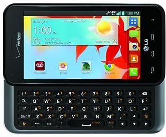 LG Enact, Black 8GB (Verizon Wireless)