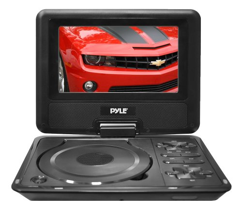 Pyle pdh7 Pyle Pdh7 Portable 7 Tft Lcd Dvd Player With Remot