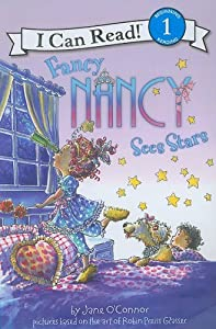 "Cover of ""Fancy Nancy Sees Stars (I Can R..."