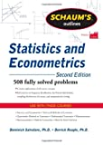Schaums Outline of Statistics and Econometrics, Second Edition (Schaums Outline Series)