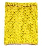 TheWin calentador de niños Curl neckerchiefs amarillo Curl yellow