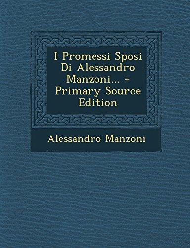 I Promessi Sposi Di Alessandro Manzoni...