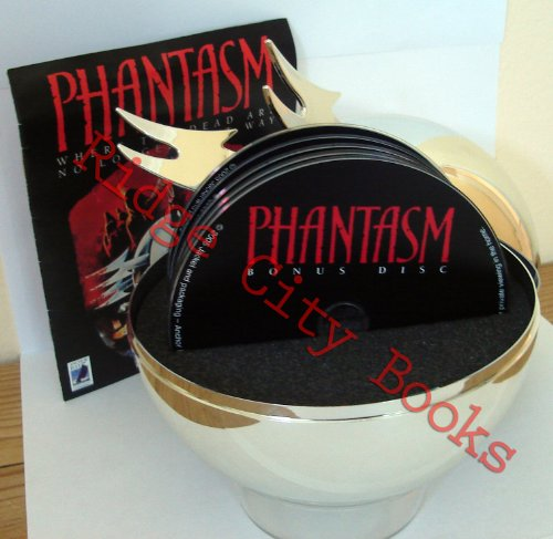 Phantasm Sphere: The Complete Collection [Region 2]