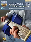 Acoustic Classics Songbook: Guitar Play-Along Volume 33