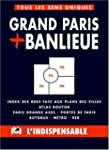 Atlas routiers : Grand Paris et Banlieue