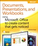Documents, Presentations, and Workshe...