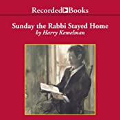 Sunday the Rabbi Stayed Home: A Rabbi Small Mystery, Book 3 | Harry Kemelman