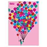 Balloons Print by Lesley Barnes  EVAEX
