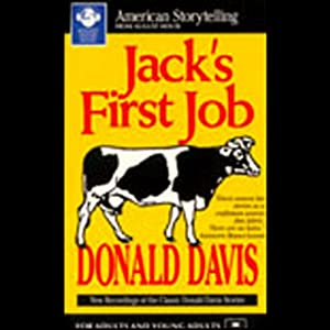 Jack's First Job | [Donald Davis]