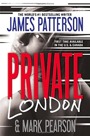 book cover of Private London