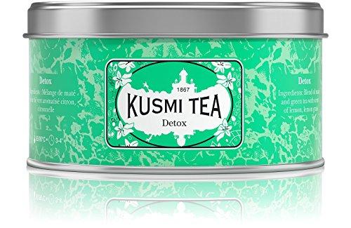 KUSMI TEA クスミティー デトックスティ 125g缶 [正規輸入品]