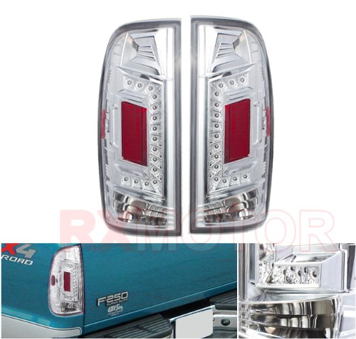 1997 1998 1999 2000 2001 2002 2003 Ford F150 F250 Styleside Led Tail Light