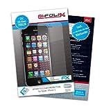 atFoliX FX-Clear Displayschutzfolie für Apple iPhone 5 (2er SET