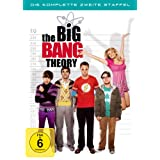 The Big Bang Theory - Die komplette zweite Staffel 4 DVDs