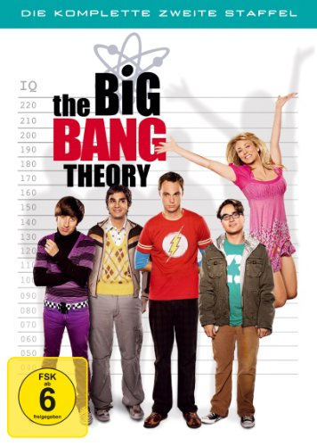 The Big Bang Theory - Die komplette