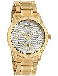 Titan Regalia White Dial Analog Watch For Men - 1690YM01