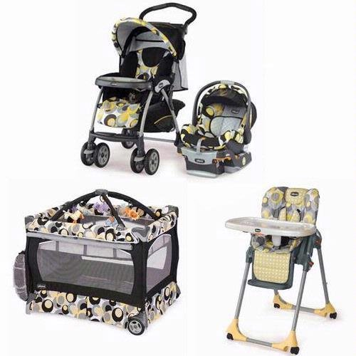 cheap buy best playard chicco mirkit matching stroller system high chair and play yard combo miro. Black Bedroom Furniture Sets. Home Design Ideas
