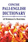 Pali-English Concise Dictionary