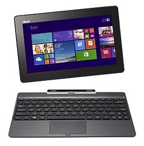 ASUS T100TAシリーズ NB / gray ( WIN8.1 32bit / 10.1inch HD touch / Z3740 / 2G / 32G ) T100TA-DK32G