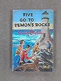 Five Go to Demon's Rocks Enid Blyton