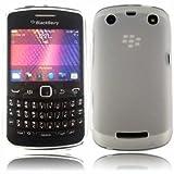 Gel Case Cover Skin For Blackberry 9350 9360 9370 Curve / Clear Design