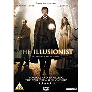 Post Thumbnail of The Illusionist