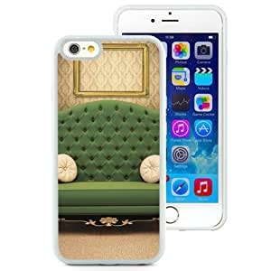 6 Phone cases, Chair Green Room White iPhone 6 4.7 inch TPU cell phone case